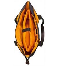 Фото 5. Молодежная сумка для отдыха Quer Q18 черная КОЖА+ТЕКС 882600-199