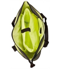 Фото 5. Молодежная сумка для отдыха Quer Q18 оливковая КОЖА+ТЕКС 882600-401