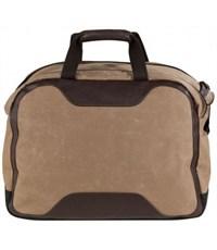 Фото 4. Молодежная сумка для путешествий Quer 3 коричневый