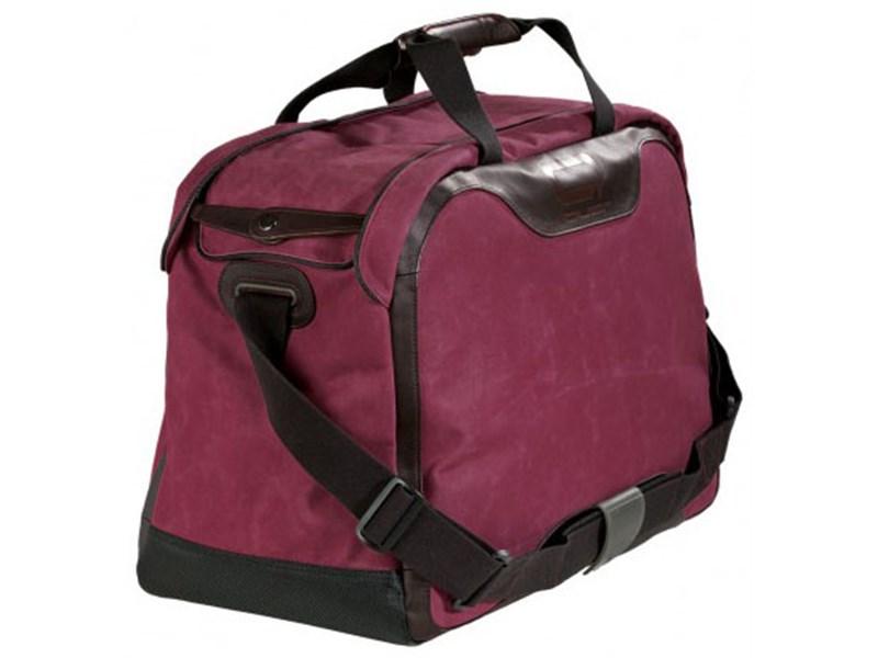 Молодежная сумка для путешествий Quer 3 красная КОЖА+ТЕКС 882000-788