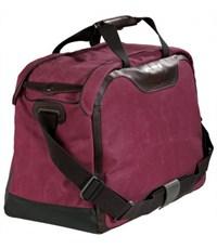 Фото 2. Молодежная сумка для путешествий Quer 3 красная КОЖА+ТЕКС 882000-788