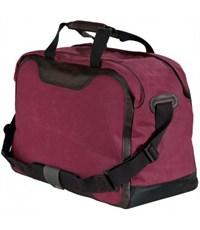 Фото 3. Молодежная сумка для путешествий Quer 3 красная КОЖА+ТЕКС 882000-788