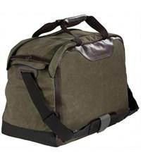 Фото 2. Молодежная сумка для путешествий Quer 3 оливковая КОЖА+ТЕКС 882000-401