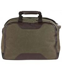 Фото 4. Молодежная сумка для путешествий Quer 3 оливковая КОЖА+ТЕКС 882000-401