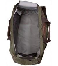 Фото 5. Молодежная сумка для путешествий Quer 3 оливковая КОЖА+ТЕКС 882000-401