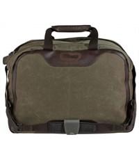 Фото 1. Молодежная сумка для путешествий Quer 3 оливковая КОЖА+ТЕКС 882000-401