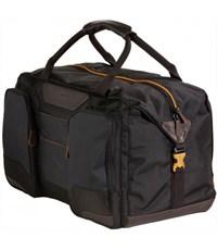 Фото 3. Молодежная сумка для уик-эндов Quer Q25 черная КОЖА+ТЕКС 882200-199