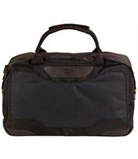 Фото 4. Молодежная сумка для уик-эндов Quer Q25 черная КОЖА+ТЕКС 882200-199