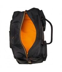 Фото 5. Молодежная сумка для уик-эндов Quer Q25 черная КОЖА+ТЕКС 882200-199