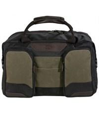 Молодежная сумка для уик-эндов Quer Q25 оливковая КОЖА+ТЕКС 882200-401