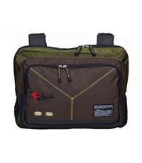 Молодежная сумка Fastbreak Messenger L 125000-021 зеленая