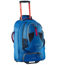 Рюкзак на колесах Caribee Europa 60 6824 голубой