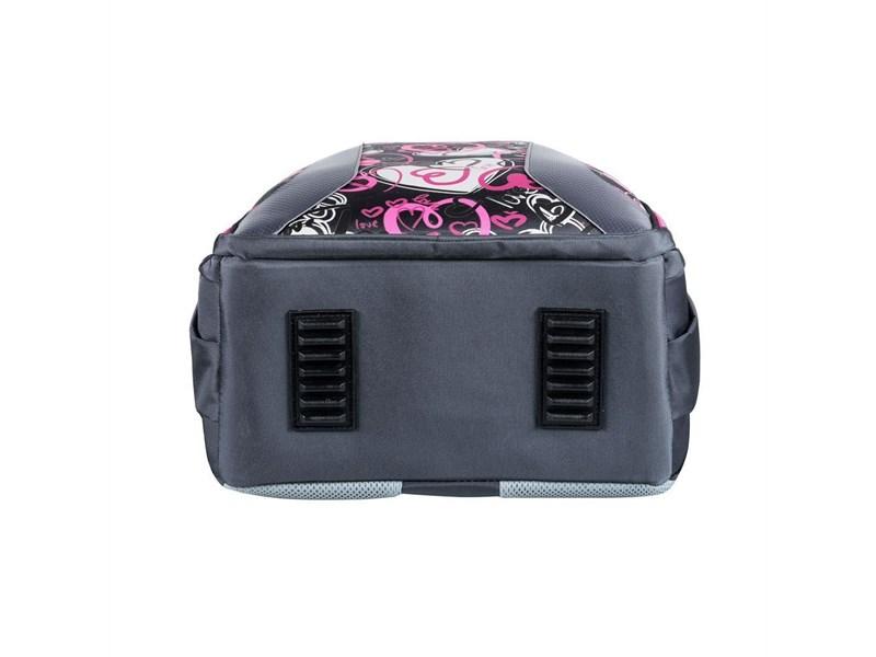 Молодежный школьный рюкзак Herlitz Be bag AIRGO Hearts 50008186