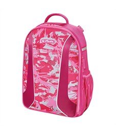Молодежный рюкзак Herlitz Be.bag AIRGO Camouflage Girl