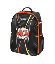 Молодежный рюкзак Herlitz Be.bag AIRGO Comic Whom
