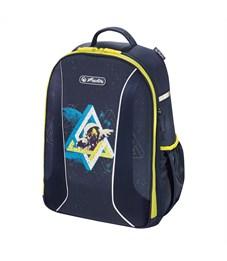 Молодежный рюкзак Herlitz Be.bag AIRGO Space Men