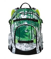 Молодежный рюкзак Ikon Deep Green