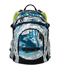 Молодежный рюкзак Ikon Petrol Blue