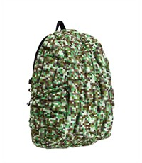 Молодежный рюкзак MadPax Blok Full Digital Green (зеленый мульти)