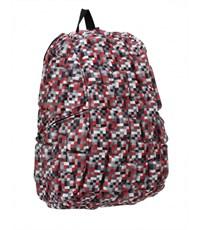 Молодежный рюкзак MadPax Blok Full Digital RED (красный мульти)