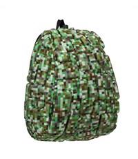 Молодежный рюкзак MadPax Blok Half Digital Green (зеленый мульти)