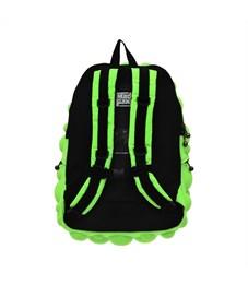 Фото 4. Молодежный рюкзак MadPax Bubble Full NEON лайм