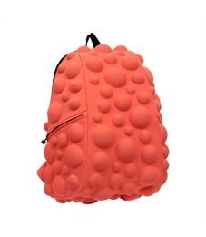 Молодежный рюкзак MadPax Bubble Full NEON оранжево-персиковый