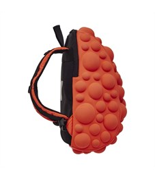 Фото 3. Молодежный рюкзак MadPax Bubble Half NEON оранжево-персиковый