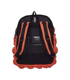 Фото 4. Молодежный рюкзак MadPax Bubble Half NEON оранжево-персиковый