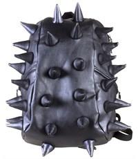 Молодежный рюкзак MadPax Rex Full Heavy Metal Spike Blue с шипами