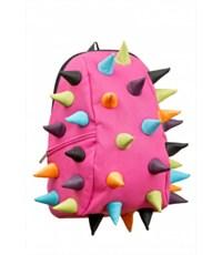 Молодежный рюкзак MadPax Rex Full Streamers розовый мульти с иголками