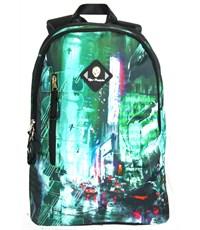 Фото 2. Молодежный рюкзак Ufo People Printbag 6904