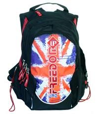 Фото 2. Молодежный рюкзак Ufo people Freedom британский флаг