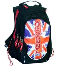 Молодежный рюкзак Ufo people Freedom британский флаг