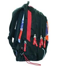 Фото 4. Молодежный рюкзак Ufo people Freedom британский флаг