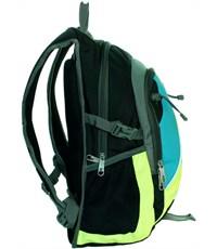 Фото 4. Молодежный спортивный рюкзак Ufo people с желтыми вставками