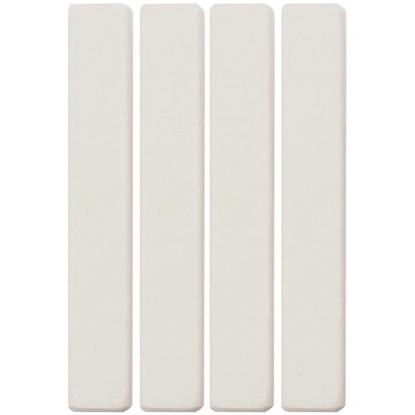 """Набор белого мела Мульти-Пульти """"Енот в горах"""", 4шт., картонная коробка, европодвес"""