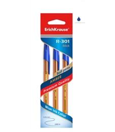 Набор шариковых ручек Erich Krause  R-301 AMBER 0.7 Stick