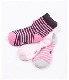 Носки детские  Mark Formelle 400A-374, ярко-розовый, 3 пары