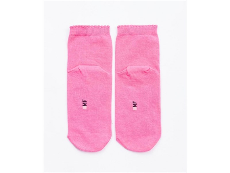 Носки детские Mark Formelle 401K-441 ярко-розовый Заяц