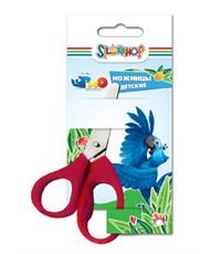Ножницы детские Silwerhof RIO 13,2 см, красные
