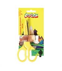 Ножницы детские Каляка-Маляка 13,50 см зиг-заг