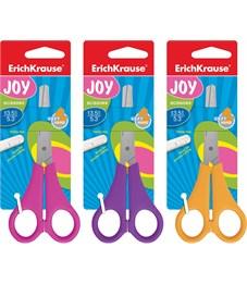 Ножницы Erich Krause Joy Left Hand детские для левшей 13.5 см