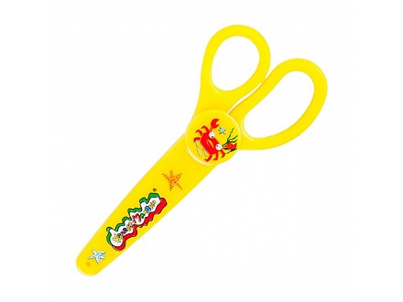 Ножницы Каляка-Маляка с чехлом
