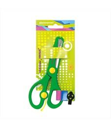 Ножницы schoolФОРМАТ Умные зеленые 13,7 см