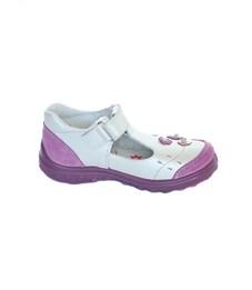 Фото 3. Туфли для девочки Котофей белые