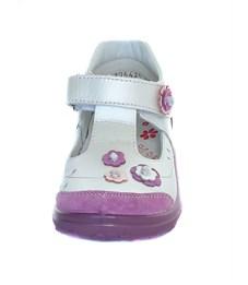 Фото 4. Туфли для девочки Котофей белые