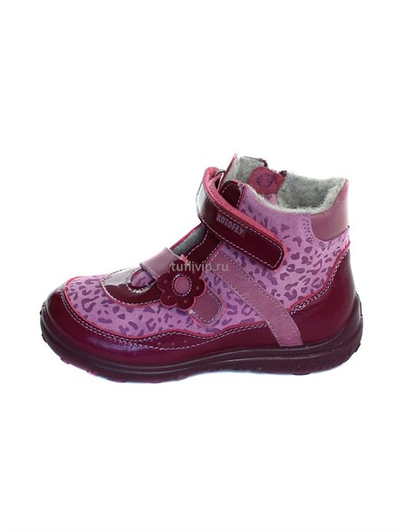 Ботинки для девочки Котофей