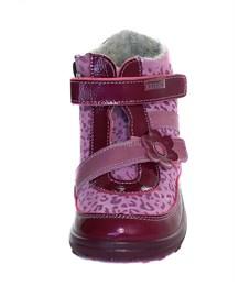 Фото 2. Ботинки для девочки Котофей