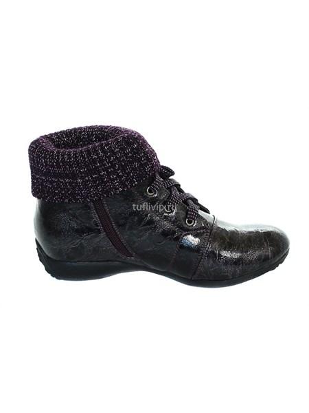 Ботинки для девочки Adagio фиолет
